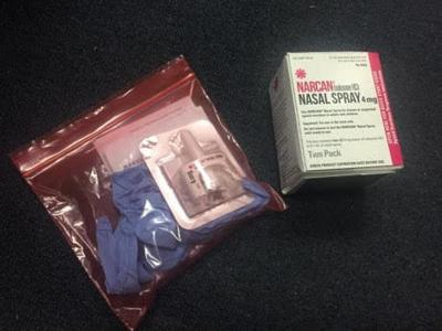 Questions about Naloxone and where to get training