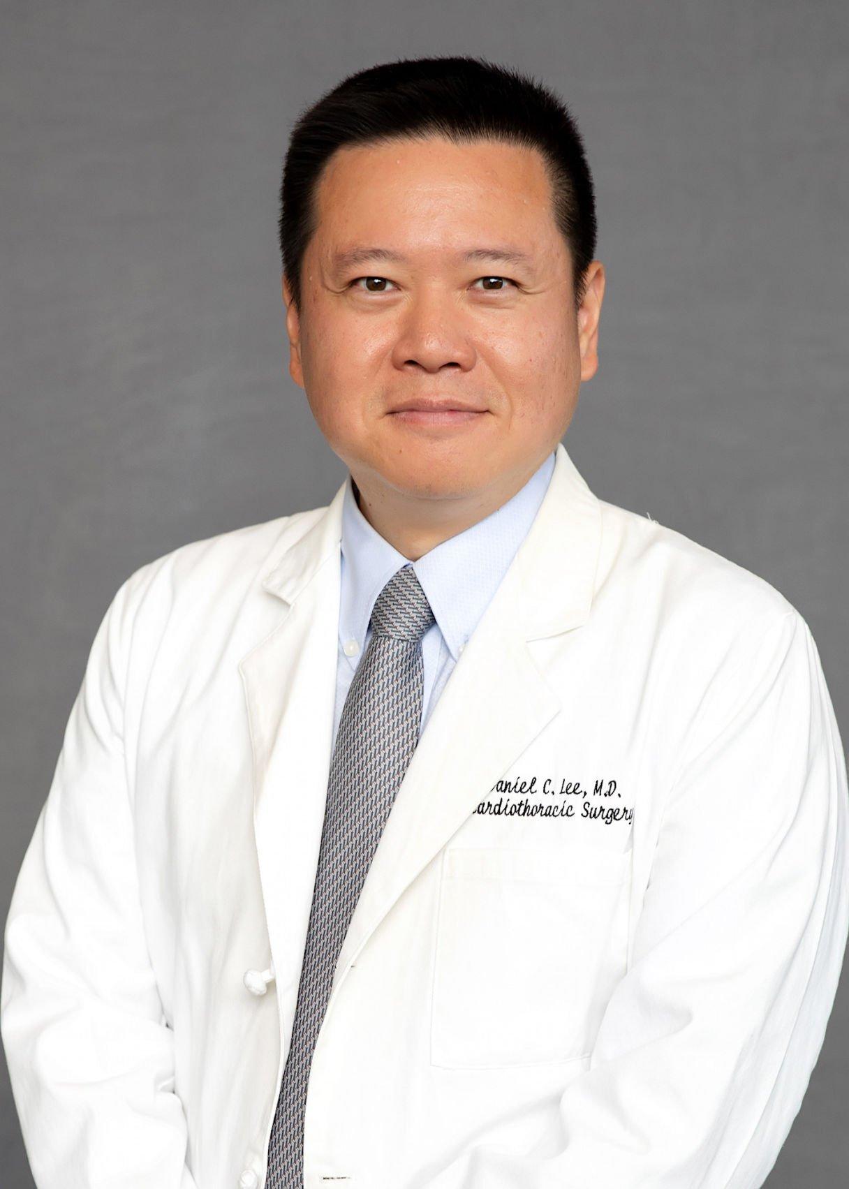 Chief of cardiac surgery at AAMC
