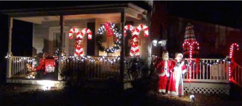 Ridgely Christmas Decorating Contest