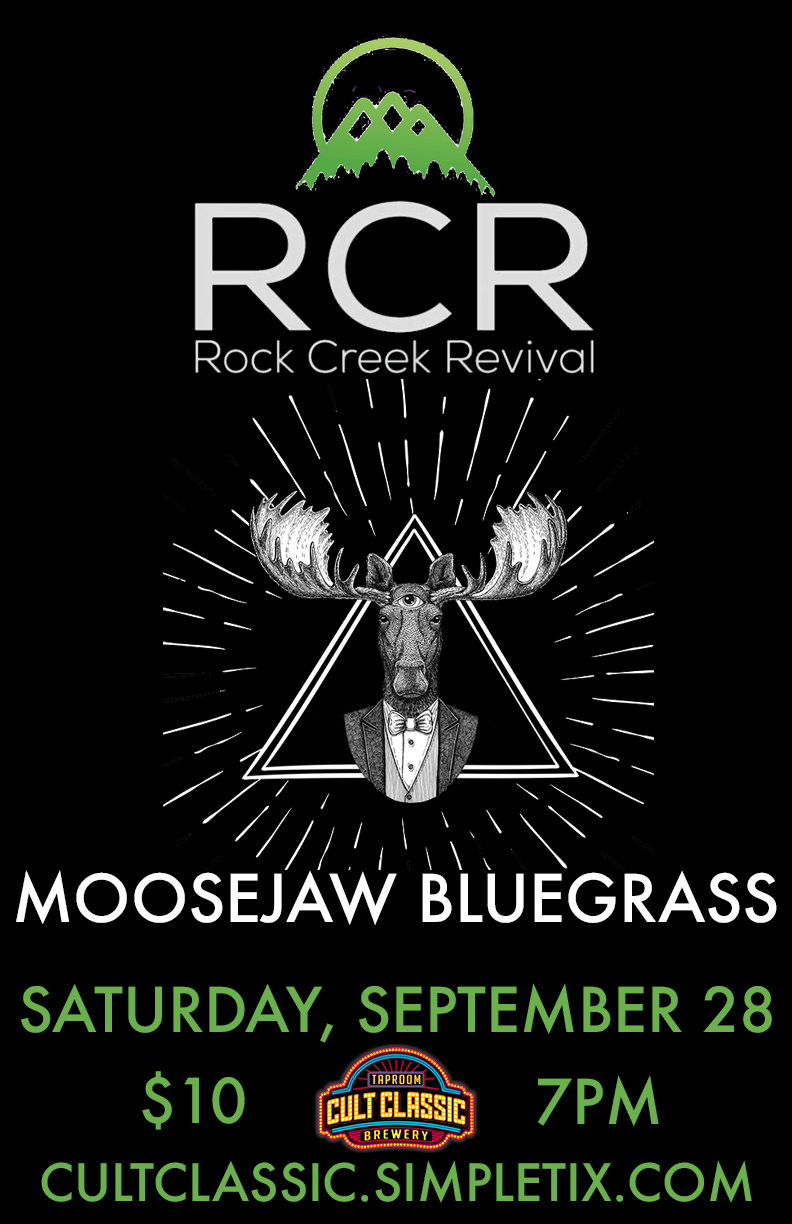 Rock Creek Revival and Moosejaw Bluegrass