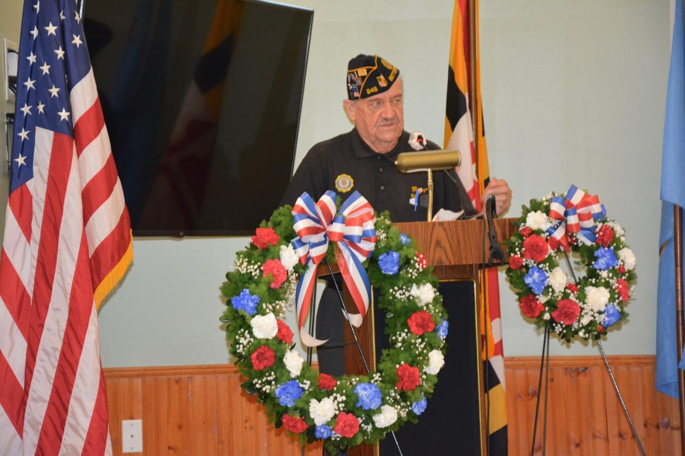 Pisapia given Veterans Day salute