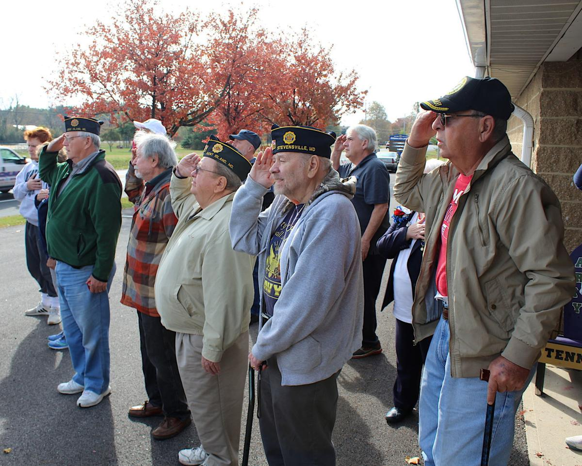 KI Legion Veterans Day '19