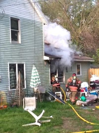 Father And Son Displaced By House Fire In Rock Hall Spotlight
