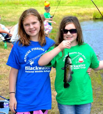 Blackwater NWR plans youth fishing event