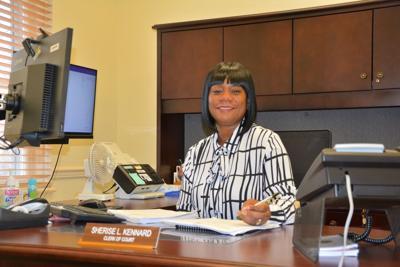 Kennard is graduate of Maryland Judiciary court management program