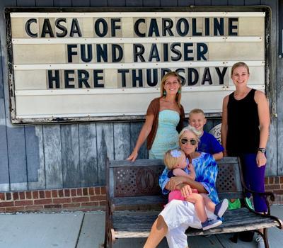 CASA of Caroline raises funds at Katie Mae's in Preston