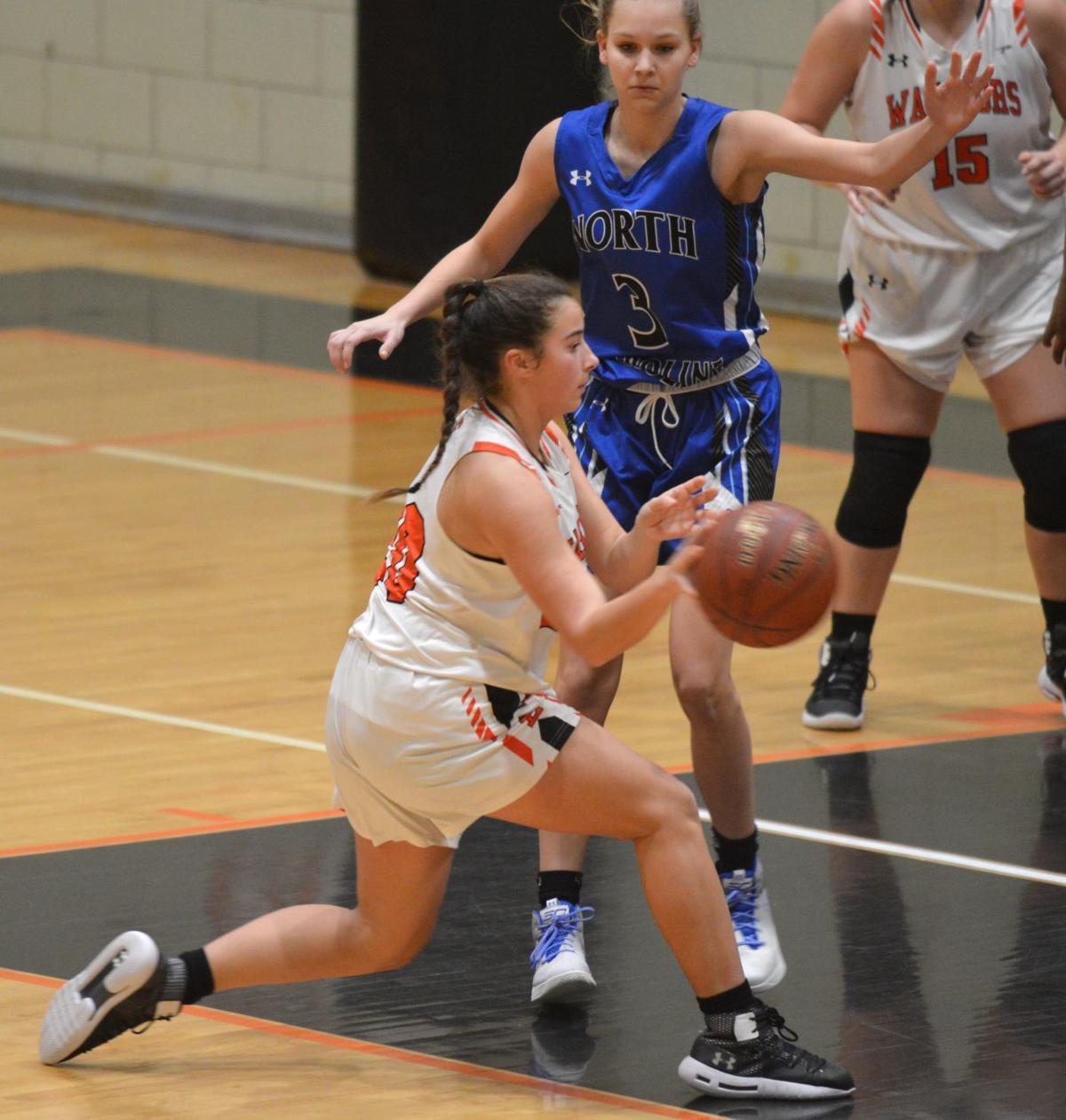Warriors Bulldogs girls hoops