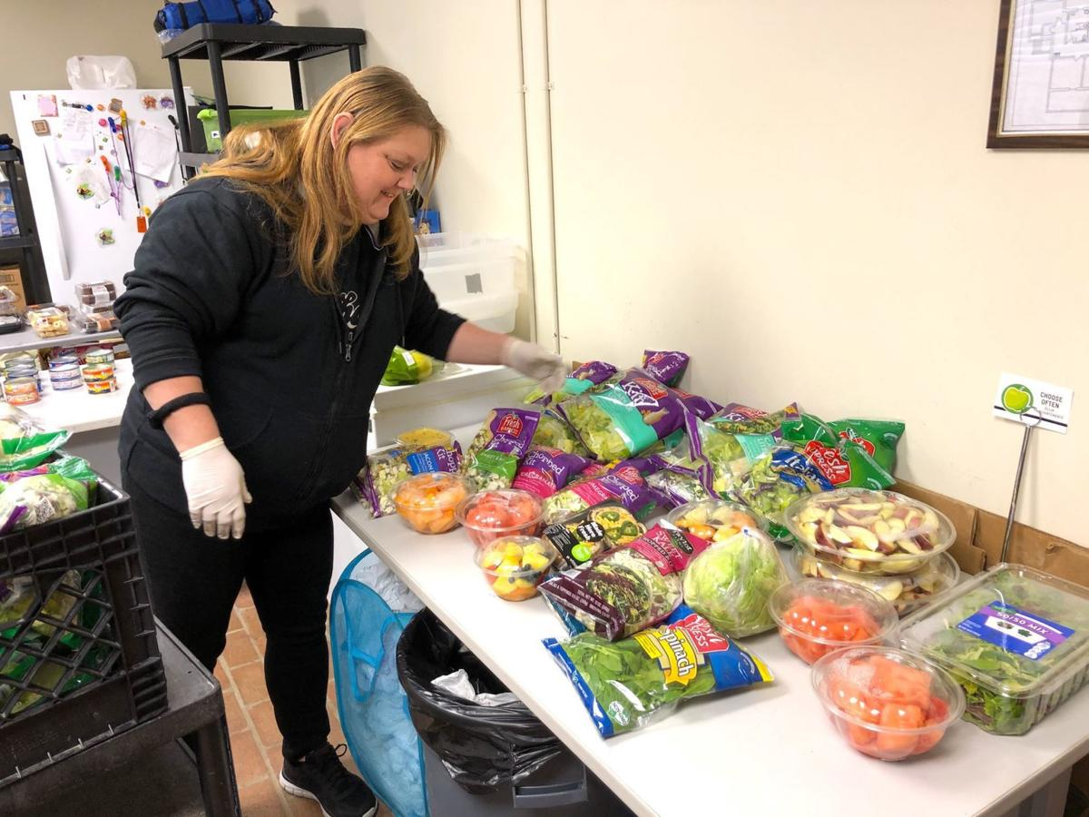 Food pantries continue helping those in need