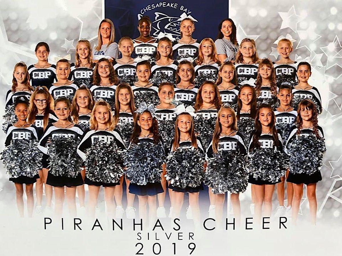 Cheerleaders headed to nationals