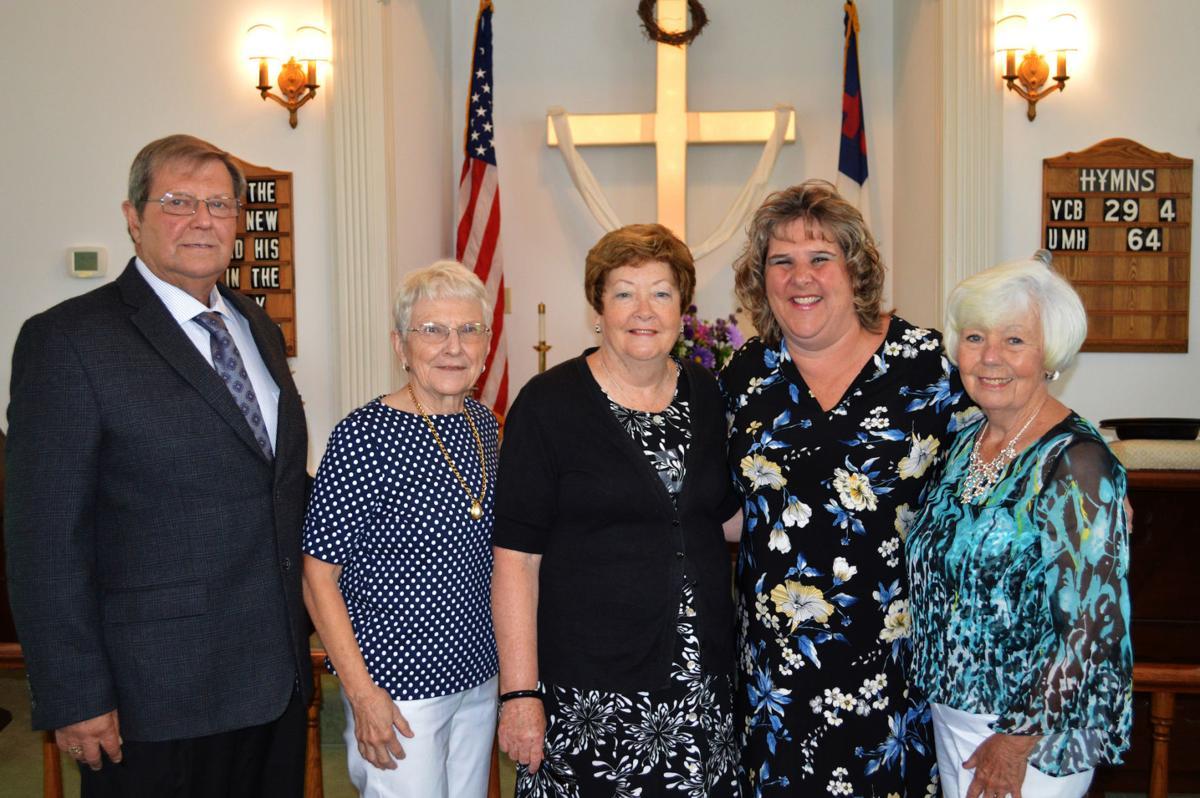 Church donates $20,000 to Compass Hospice