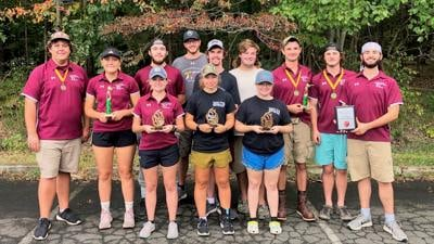 Washington is overall team champ at Eastern Regional trap, skeet, sporting clays shoot