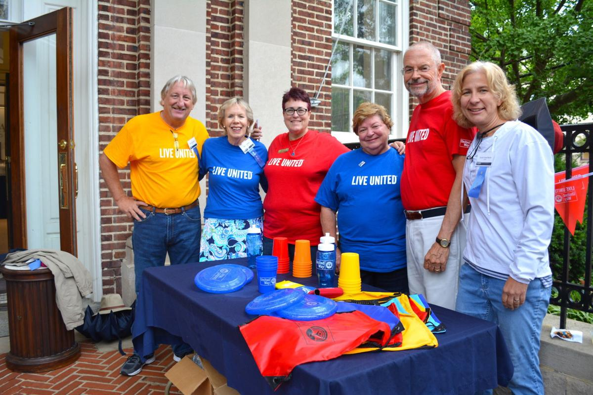 United Way agencies line up for First Friday