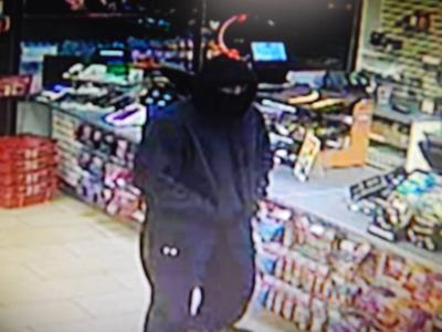 Armed robbery at 7-11