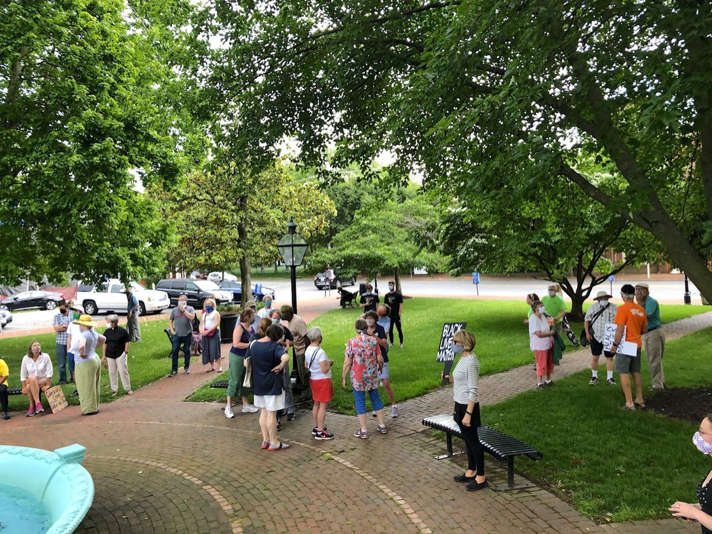 Camera Roll: Chestertown Prayer Walk
