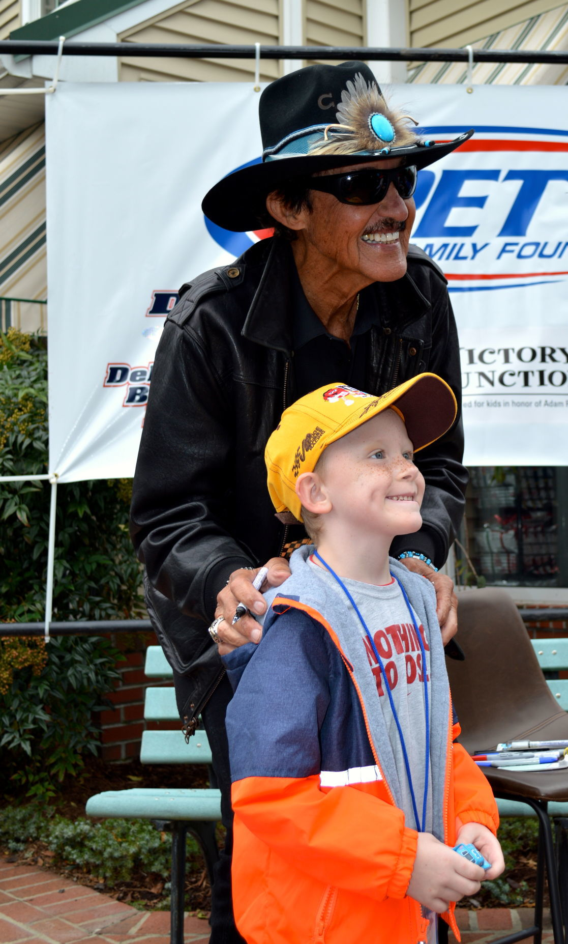 Richard Petty scheduled to appear at Ridgely Car Show Sept. 22