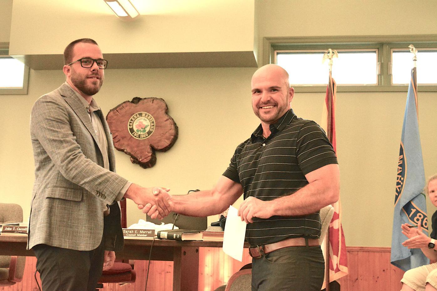 Carpenter, Dispenza join Galena council