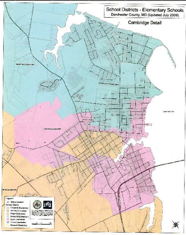 DCPS school resdistricting maps