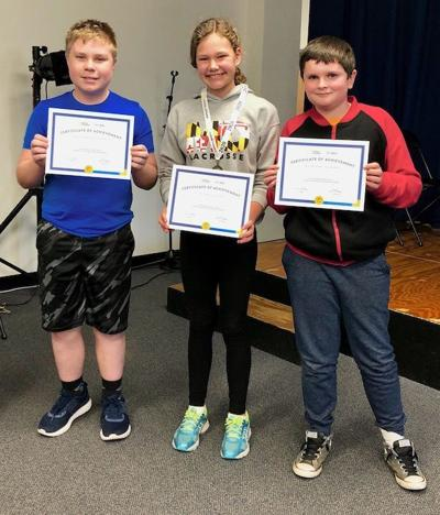 Joiner wins school-level geography bee