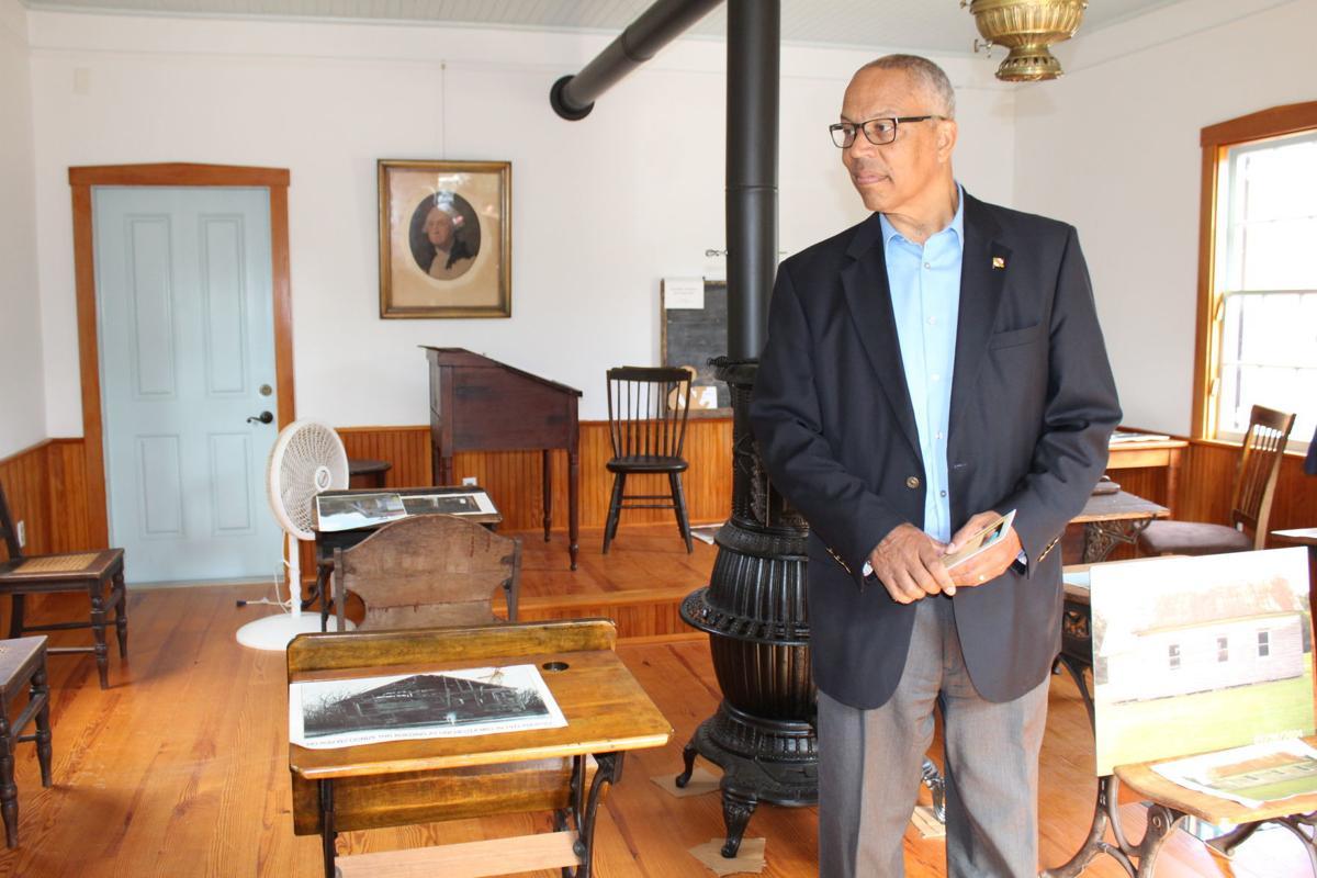 Lt. Gov. Boyd Rutherford tours UGRR sites
