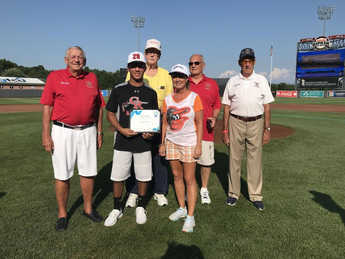 Stanley receives scholarship