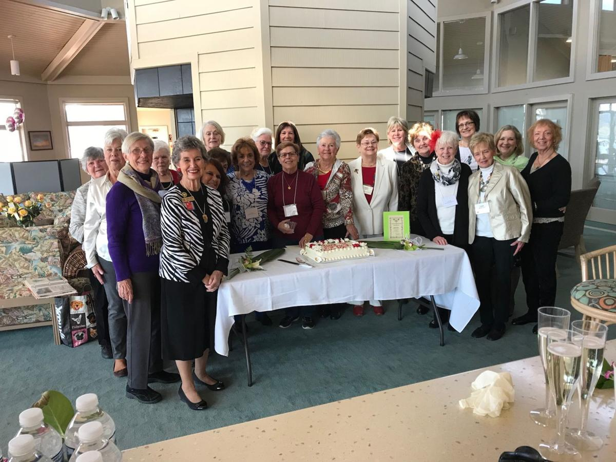 Kent Island Garden Club celetes 40th anniversary   News ... on