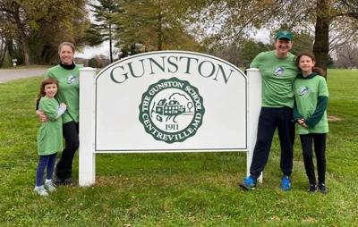 5K/1-mile virtual run benefits Gunston's annual fund