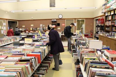Book sale is Nov. 14-17 at Kent library
