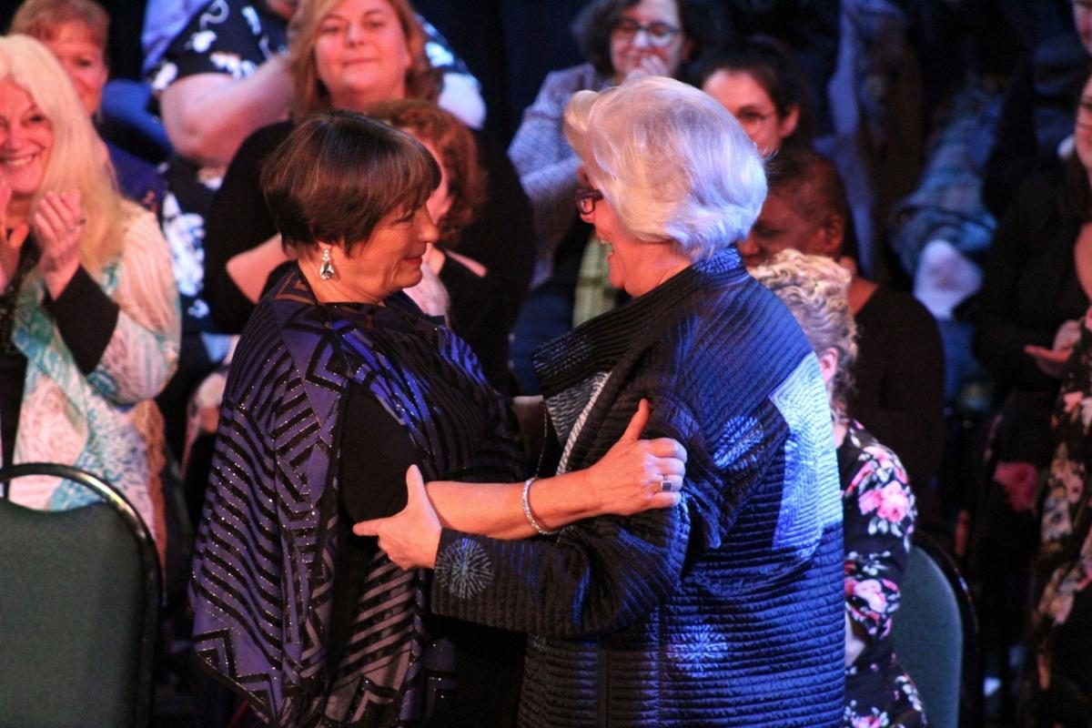 Final Women Helping Women honors the community that founded it