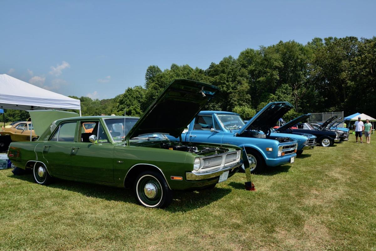 Car show is tribute to VanSant