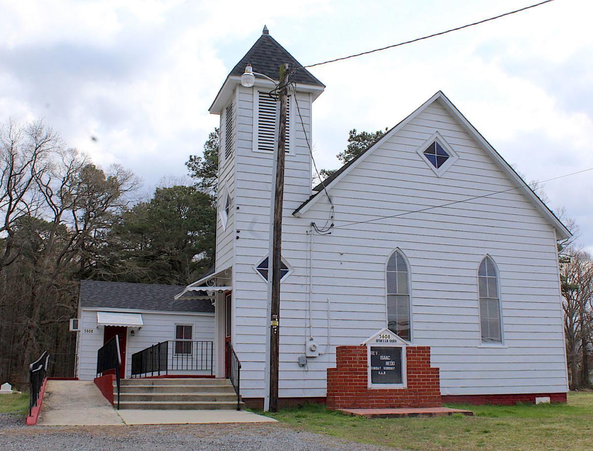 Church at home '20