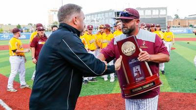 With Salisbury's national-title win, Brohawn becomes first to win World Series, NCAA and state high school championships