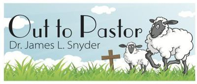 Out to Pastor