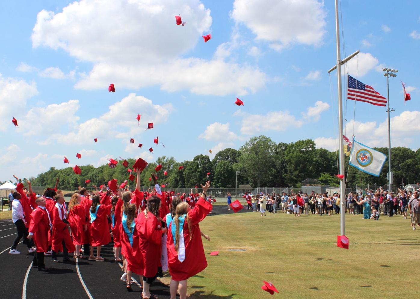 North Dorchester High School's Class of 2021