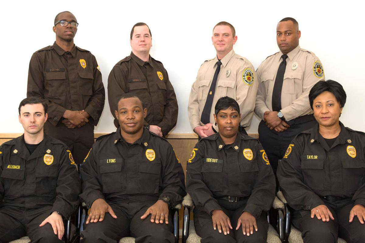 Mid Shore Jail And Correctional Officers Graduate News