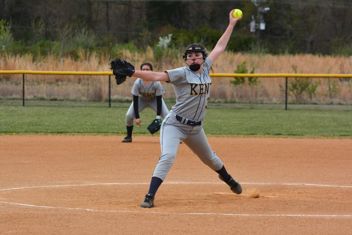 Trojans hold on for 15-14 win at Kent Island in softball finale