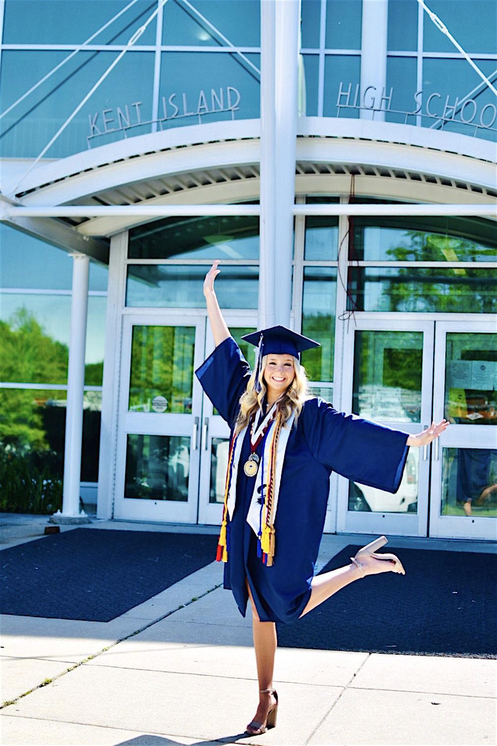 Kent Island High School Graduation 2020