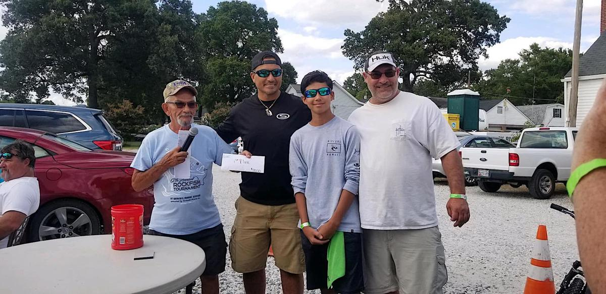BRRC Rockfish Tournament