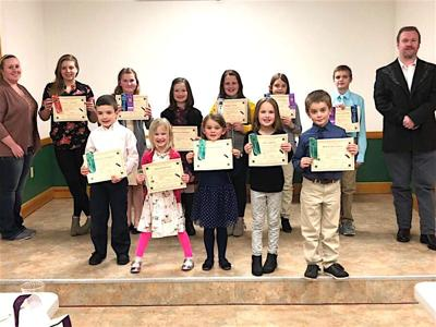 Local youth compete in 4-H public speaking contests