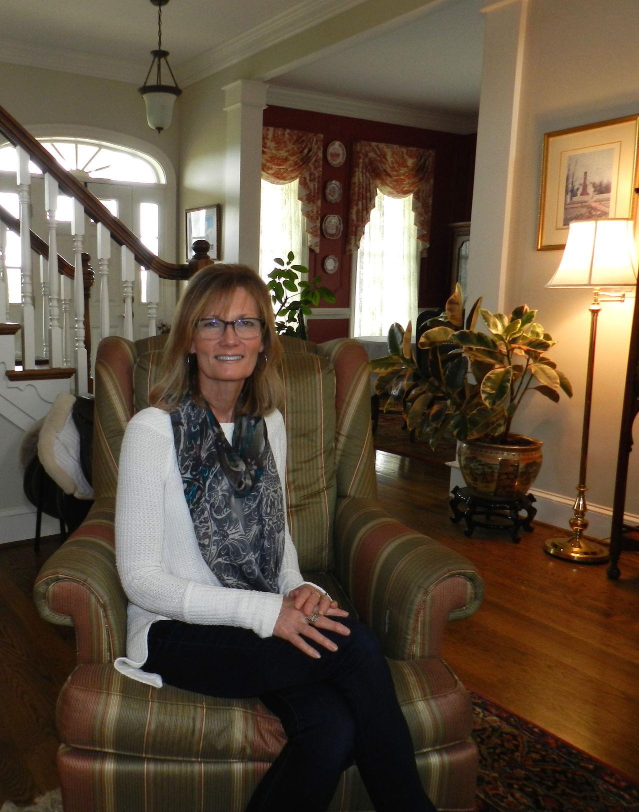 Belle Grove Author