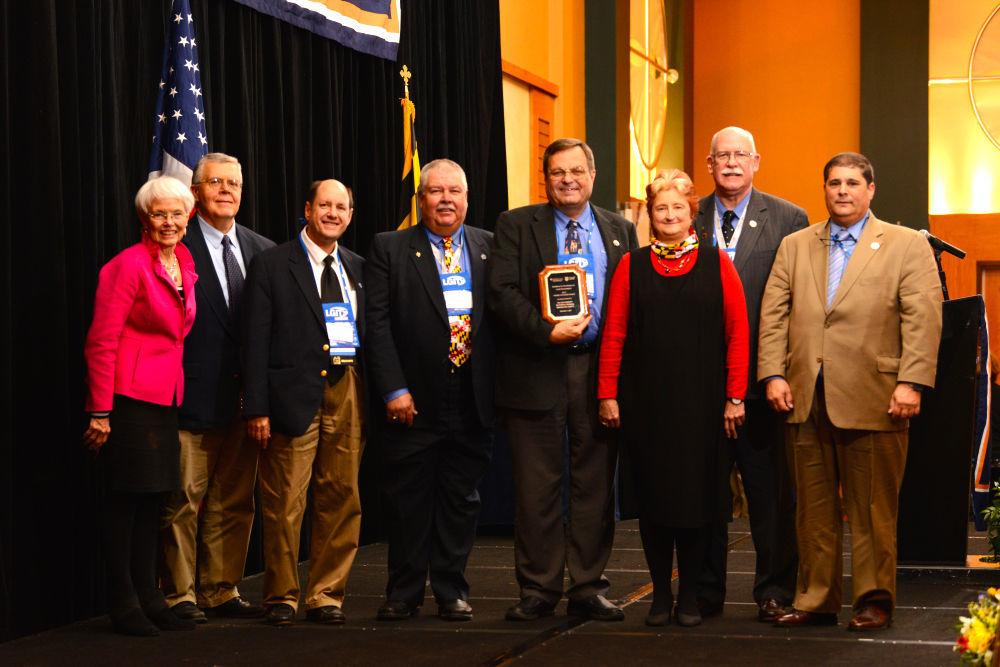 Dorchester County MACO Award