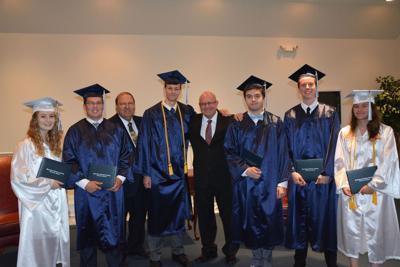 2016 CCA graduation