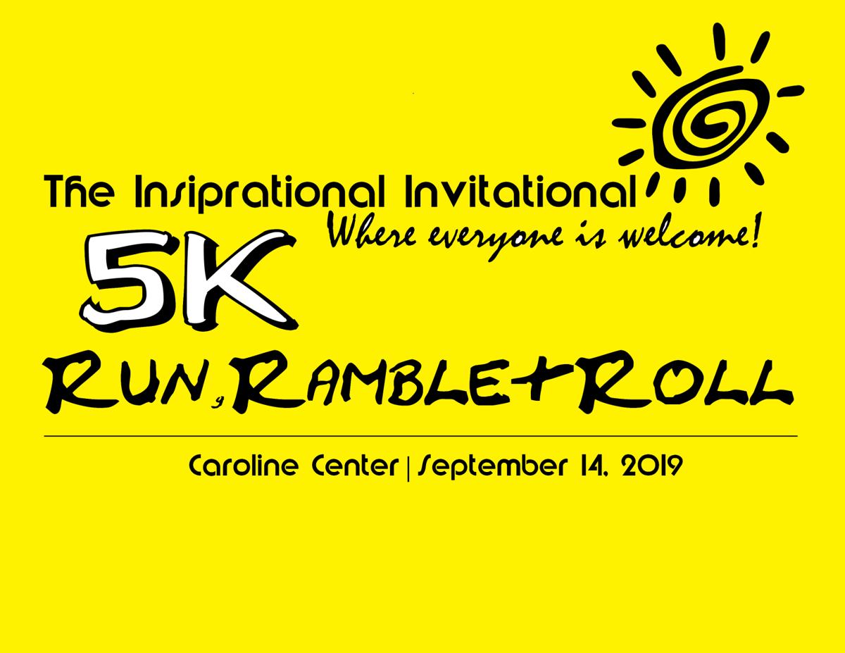 Caroline Center, Inc. 5K Run, Ramble & Roll