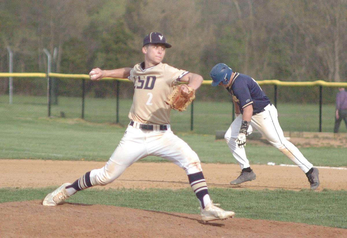 High School Baseball: Kent County at Cambridge-South Dorchester, April 10, 2019