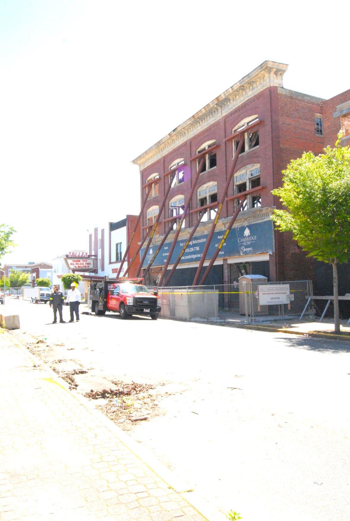 Race Street Reopens