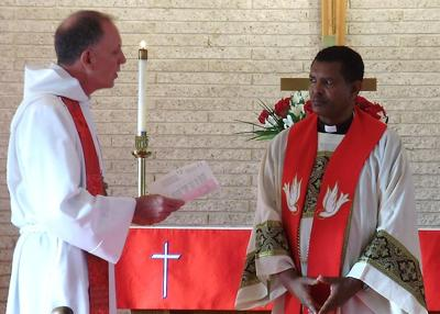 Galilee Lutheran welcomes new pastor | Church | myeasternshoremd com