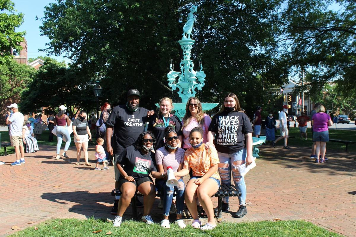Kent County youth rally for change