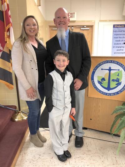 Graf named new KCHS principal