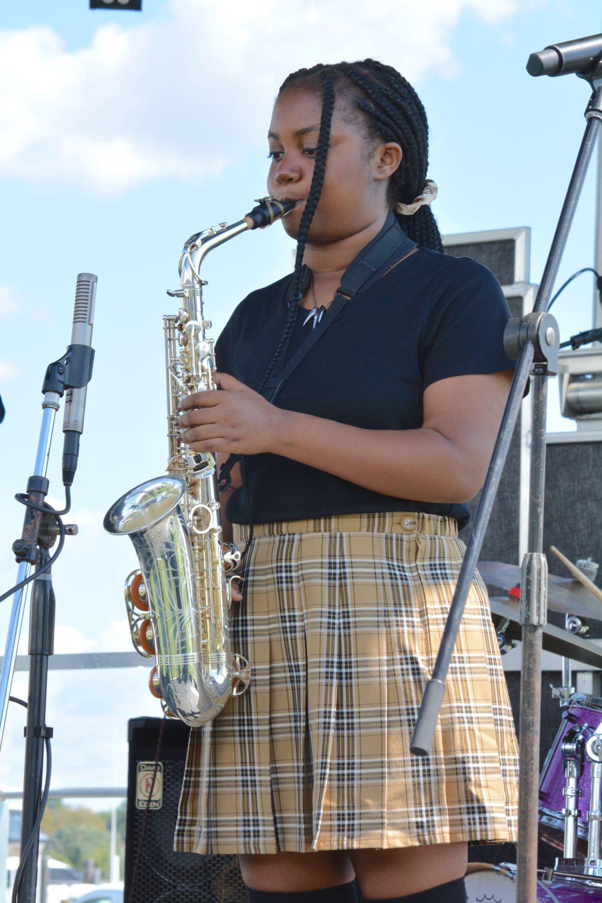 Camera Roll: 25th annual Chestertown Jazz Festival