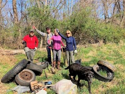 4 Project Clean Stream sites in Kent County