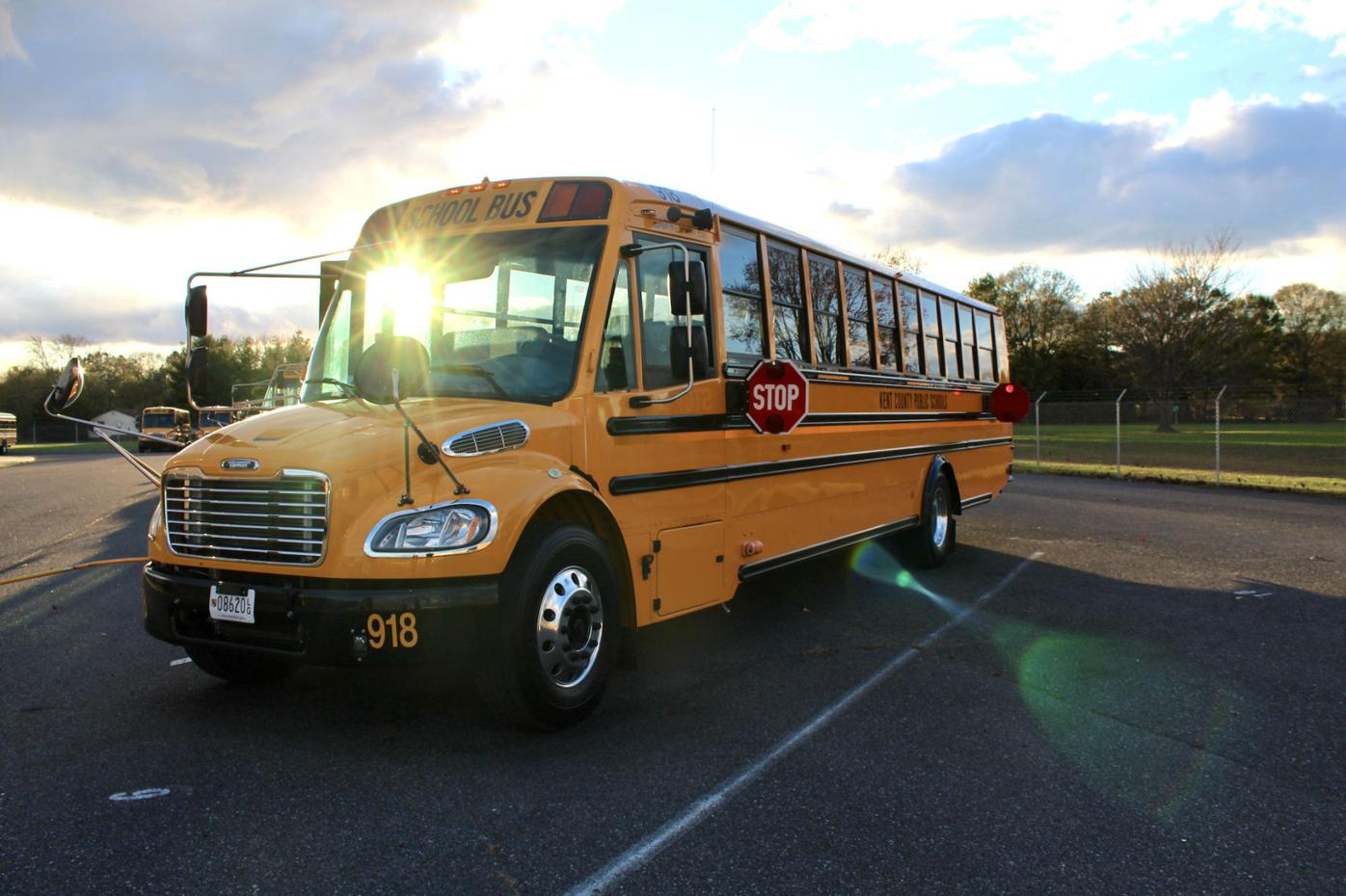 Cameras to be installed on school bus stop arms